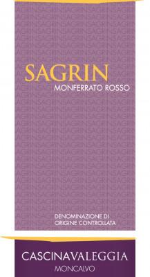 Sagrin – Freisa d'Asti DOC 2009