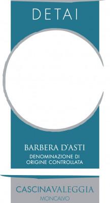 Detai – Barbera d'Asti DOCG 2015 (a breve disponibile)
