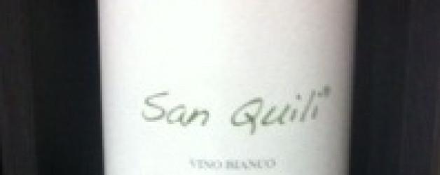 Nuovo Vino Bianco disponibile in Bottiglia